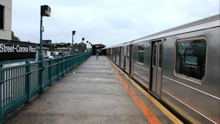 Man Shoves Teen Onto Tracks; Charged With Attempted Murder