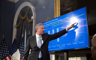 $82.2B Executive Budget is 'Our Roadmap for Lifting up Communities': de Blasio