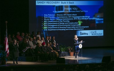 Katz Touts 'Considerable Progress' of Hurricane Relief Task Force and Build it Back