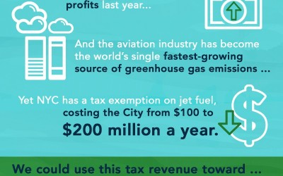 Exemption Allows Airlines to Avoid Tax on Aircraft Fuel: Stringer