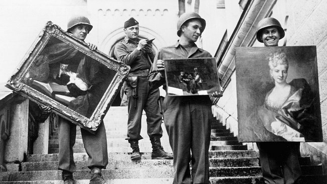 Holocaust Art Act Would Help Facilitate Return of Stolen Works
