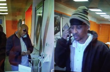 Cops Seek Suspects who Pilfered Phones from AT&T Stores