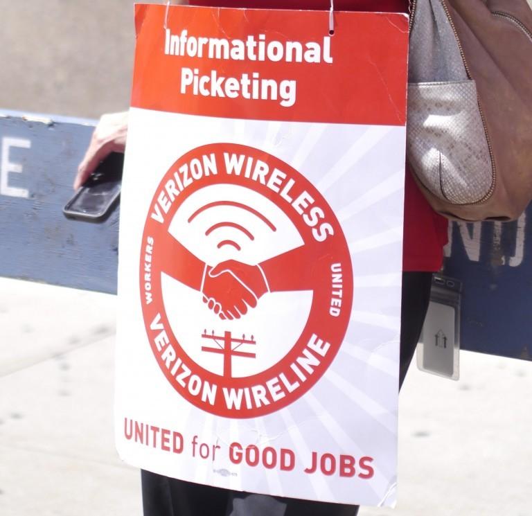 Nearly 40K Verizon Workers now on Strike