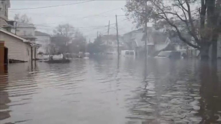 'Business of Disaster' Examines who Profits When Disasters like Superstorm Sandy Strike