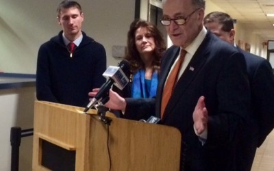 Schumer Urges Senate Committee to Fully Fund Important 'IDEA'