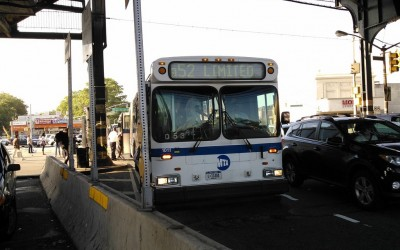 Experts Examine Pedestrian Safety at MTA Bus Symposium