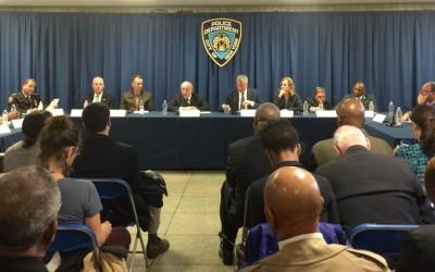Mayor De Blasio, Commissioner Bratton Trumpet $70M Allocation for New Precinct