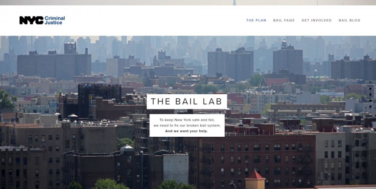 New Bail Tools will Simplify Payment Process, Abate Unneeded Jail Time: City