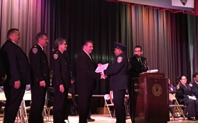 School Safety Agents Honored