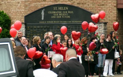 Community Marks Somber One-Year Anniversary of Death of Valentina Allen