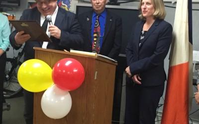 Richmond Hill Civic Group Taps Katz for 'Lifetime' Honor