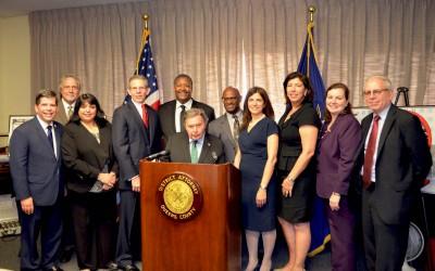 DA Richard Brown Celebrates 25 Years as Borough's Prosecutor