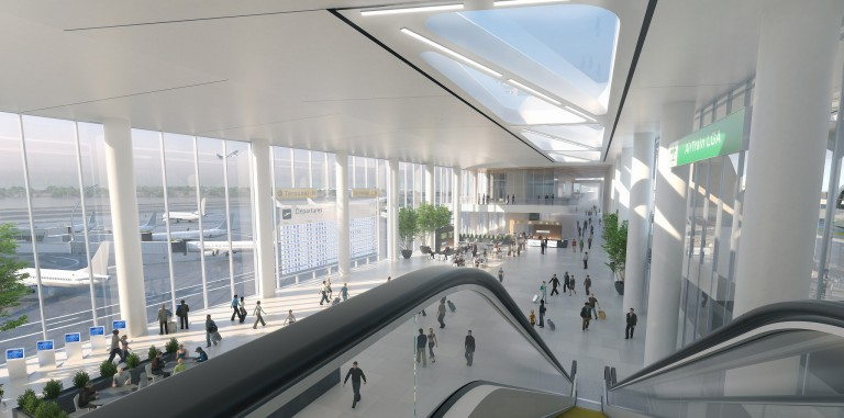 Construction Begins on Transformation of LaGuardia Airport