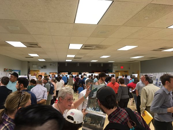 Select Bus Project still not a Popular Plan: Woodhaven Civic