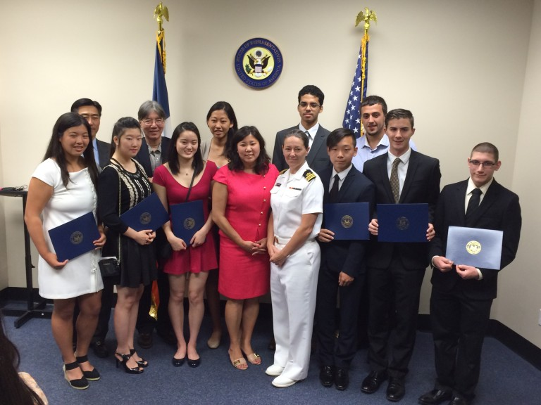 Eight Borough Students Accepted to U.S. Service Academies