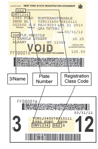 Ny Dmv Registration Form >> Paperless Registration Renewals Now Available At Ny Dmvs
