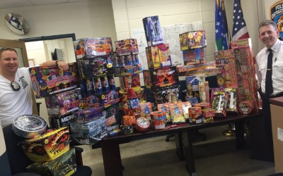 Cops Charge South Ozone Park Man with Selling Fireworks