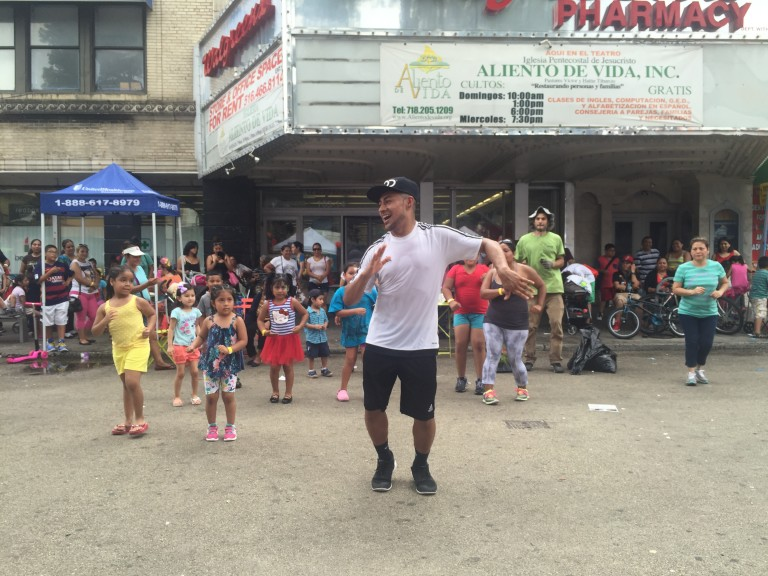 Health Fair Series Kicks off in Corona