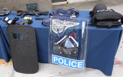 NYPD to Issue Special Gear to Patrol Cops