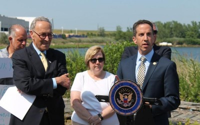 Schumer, Goldfeder Urge Army Engineers to Release Rockaway Reformulation Draft Report