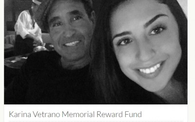 Donations Pour into New Karina Vetrano Reward Fund