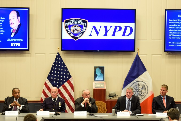Violence Continues Historic Downward Trend: NYPD