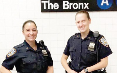 Transit Cops Cuff 7-Train Creep