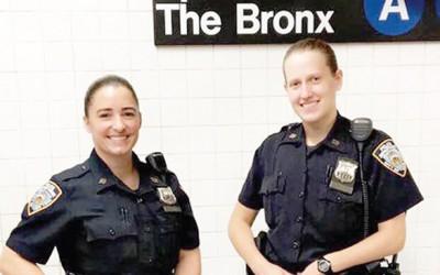 Transit Cops Cuff 7-Train Creep