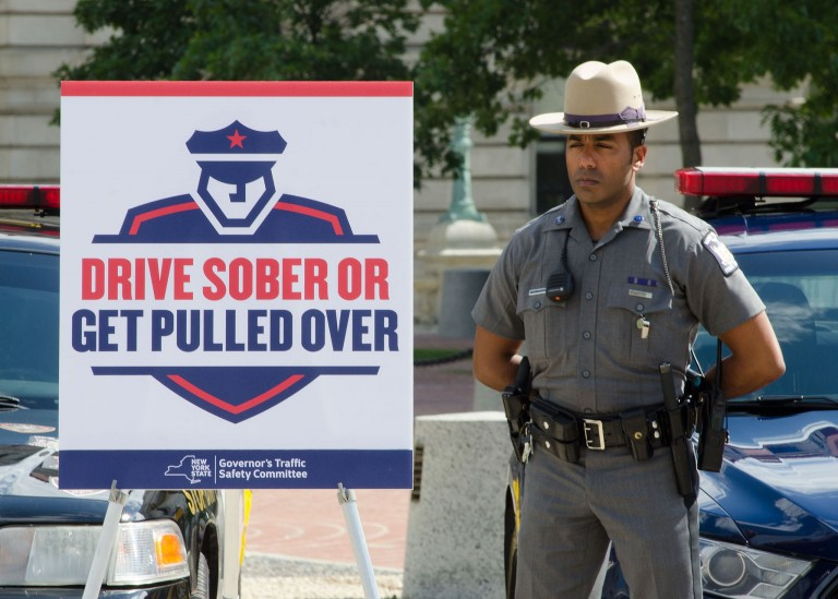 Crackdown on Impaired Driving Gears up for Holiday Weekend