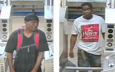 Cops ask for Assistance in ID'ing Robbery Suspects
