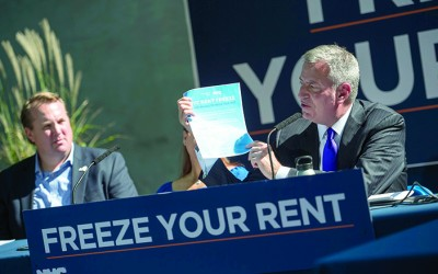 City says it has Enrolled 20K Seniors and  People with Disabilities  in Rent Freeze Program
