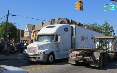 Schumer Urges Feds to Make  Electronic Speeding Devices Mandatory in Big Rigs