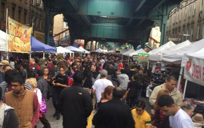 Popular Annual Street Fair Shows why  Woodhaven is 'Wonderful'