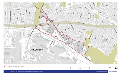 New JFK Business Improvement District  Aims to Enhance Airport's Economic Potential