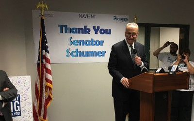 Schumer Announces Senate Dem  Leadership and Committee  Ranking Members for 115th Congress