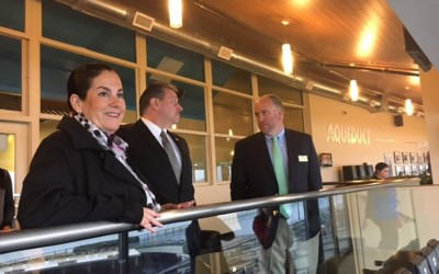Following $15M Facelift,  NYRA Trumpets 'More Modern' Aqueduct