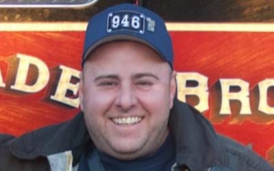 Fundraiser Page set up  for Beloved Volunteer Firefighter's Family