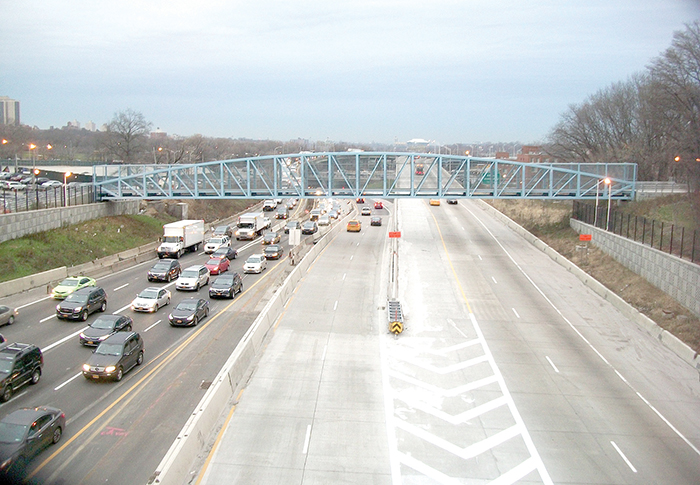 Phase II of Kew Gardens  Interchange Transformation Completed $159M project included reconstruction of Van Wyck Expressway