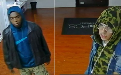 Thieves Hit Liberty Avenue Phone Store