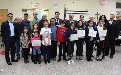 HBL Civic Celebrates  Holidays, Volunteers