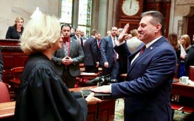 Addabbo Embarks on Fifth Term in State Senate