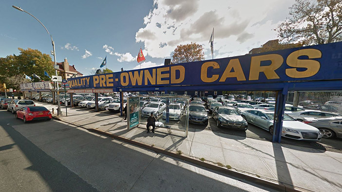 Queens car dealer facing felony charges for failing to for Hillside motors queens ny