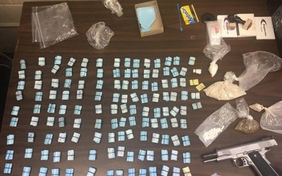 'Times Up' for 10 Suspects Charged in  Heroin Trafficking Ring