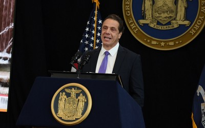 State of the State:  Ambitious Andy Eyes  Prolific Future for New York