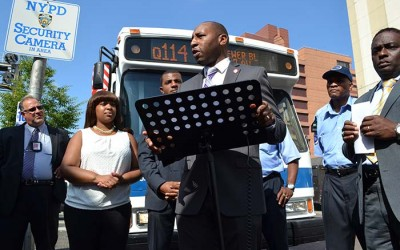 Rockaway Pol Pushes for Expansion of Woodhaven-Cross Bay SBS Route into Eastern Part of Peninsula