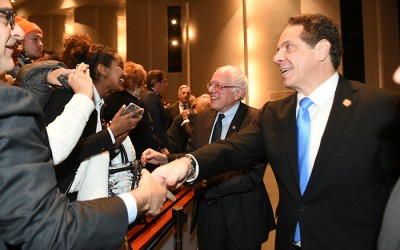 Cuomo Proposal: Make CUNY and SUNY Schools.  Tuition-Free for Middle Class Residents