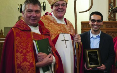 St Barnabas Celebrates 25th Pastoral Anniversary