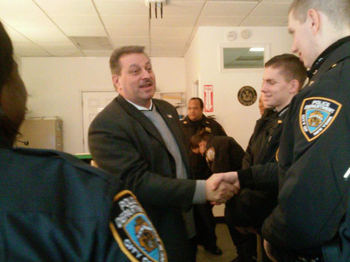 State Senate Passes  Addabbo Sept. 11 First  Responder Legacy Credit Bill