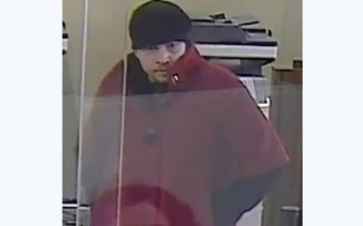 Bank Bandit Hits Same Rego Park Chase Branch  Twice in Five Days