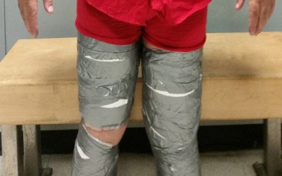 Feds Find 5 Pounds of Cocaine Taped  to JFK Passenger's Legs